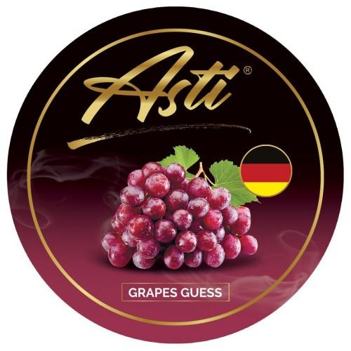 Табак Asti Grapes Guess ( Красный Виноград ) - 100 грамм