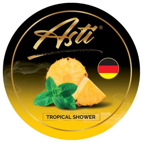 Табак Asti Tropical Shower ( Ананас Мята) - 100 грамм
