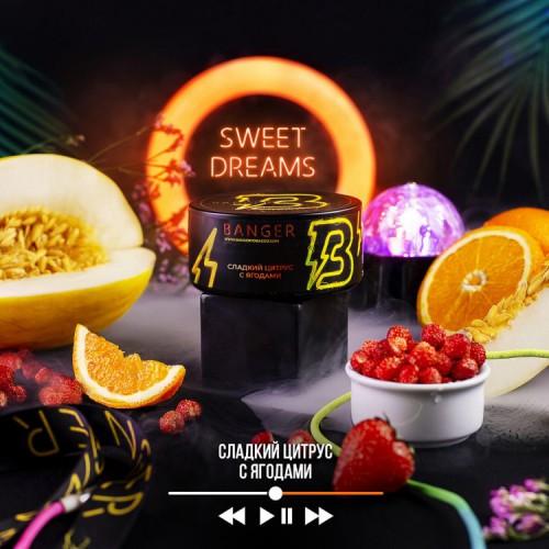 Табак Banger Sweet Dreams (Сладкикий Цитрус с Ягодами) - 100грамм