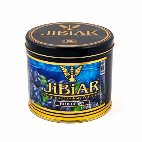 Табак Jibiar Blueberry (Черника) - 1 кг