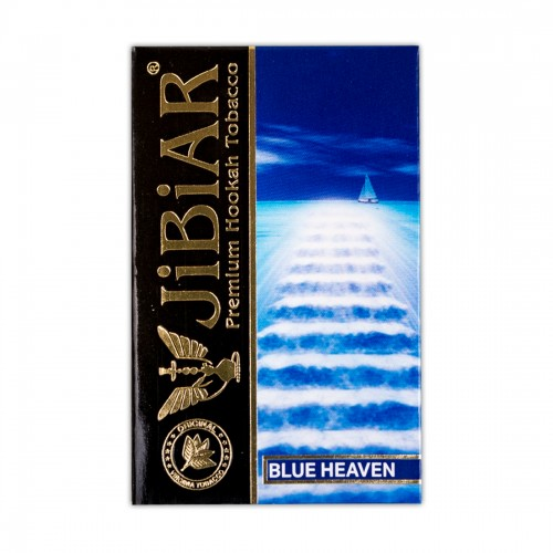 Табак Jibiar Blue Heaven (Голубые Небеса) - 50 грамм
