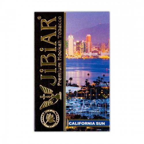 Табак Jibiar California Sun ( Калифорнийское солнце) - 50 грамм