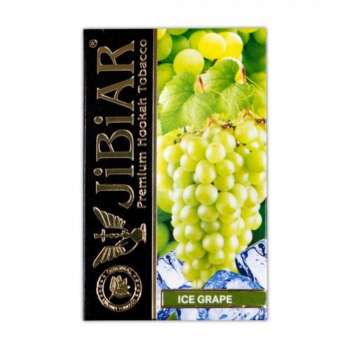 Табак Jibiar Ice Grape (Лед Виноград) - 50 грамм