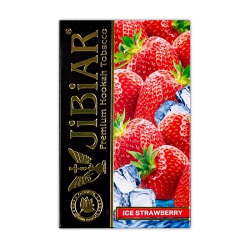 Табак Jibiar Ice Strawberry ( Клубника Айс) - 50 грамм