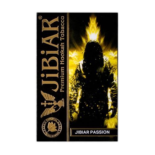 Табак Jibiar Jibiar Passion (Джибиар Маракуйя) - 50 грамм
