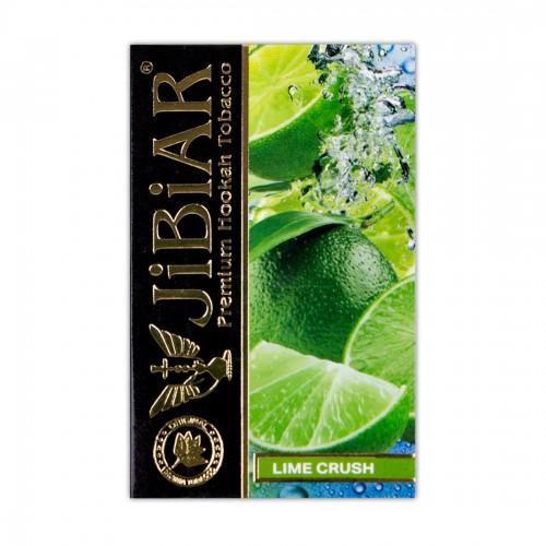 Табак Jibiar Lime Crush (Лайм Краш) - 50 грамм