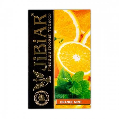 Табак Jibiar Orange Mint (Апельсин Мята) - 50 грамм