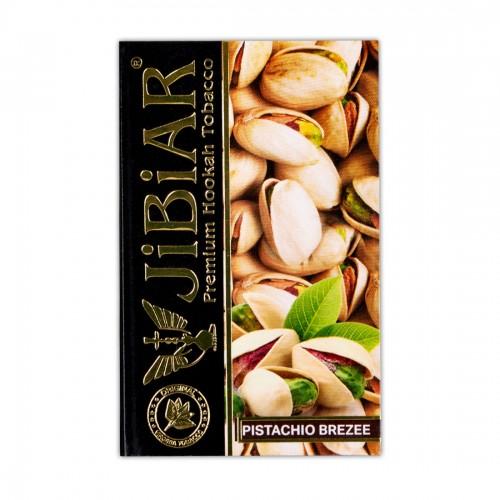 Табак Jibiar Pistachio Brezze (Фисташковый Бриз) - 50 грамм