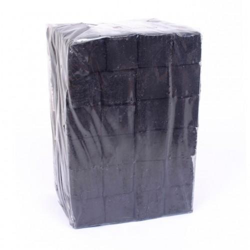 Уголь кокосовый Qeen Coco 1кг (72 шт)