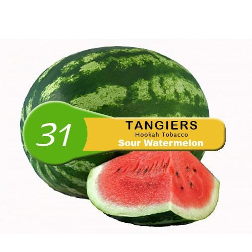 Табак Tangiers Noir Sour Watermelon (Кислый Арбуз) - 250 грамм