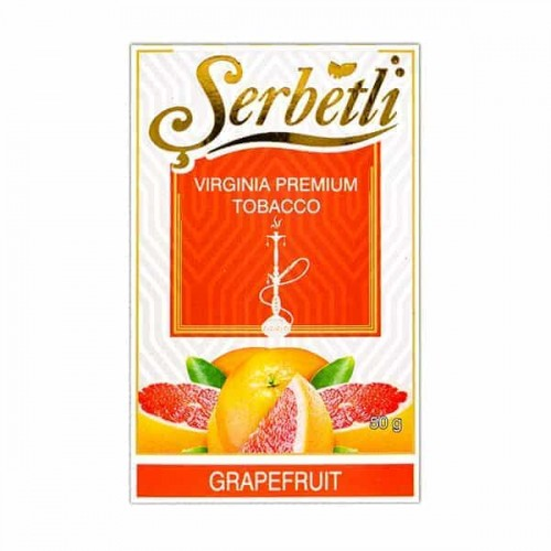 Табак Serbetli Grapefruit (Грейпфрут) - 50 грамм