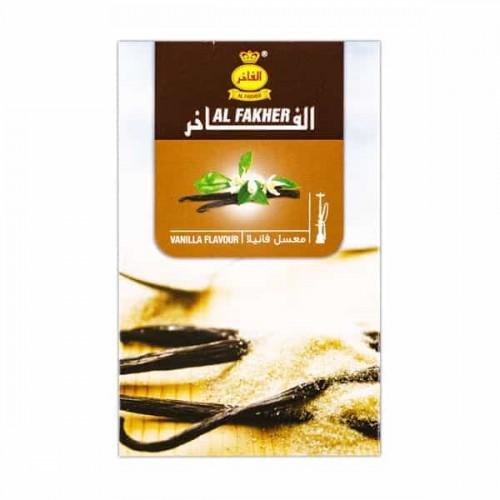 Табак Al Fakher Vanilla (Ваниль) - 50 грамм