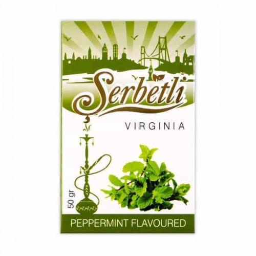 Табак Serbetli Peppermint (Перечная Мята) - 50 грамм