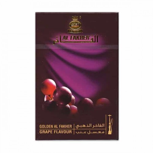 Табак Al Fakher Golden Grape (Виноград) - 50 грамм