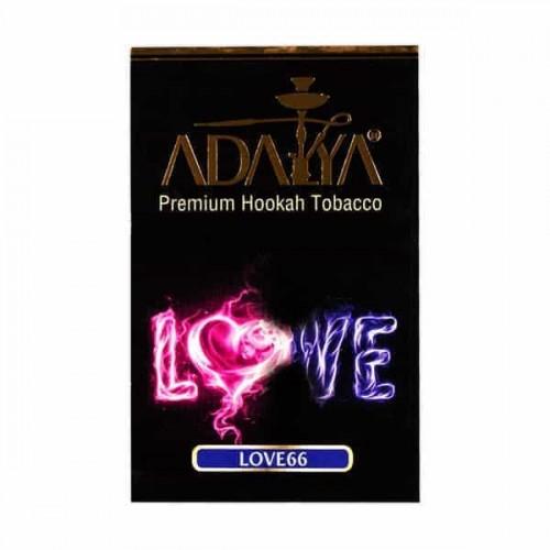 Табак Adalya Love 66 (Любовь 66) - 50 грамм