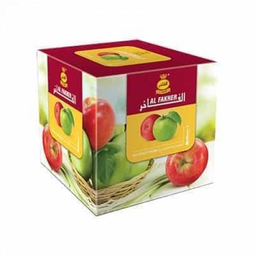 Табак Al Fakher Two Apples (Двойное Яблоко) - 1кг