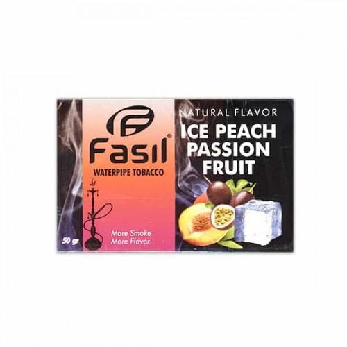 Табак Fasil Ice Peach Passion Fruit (Лед Персик Маракуйя) - 50 грамм