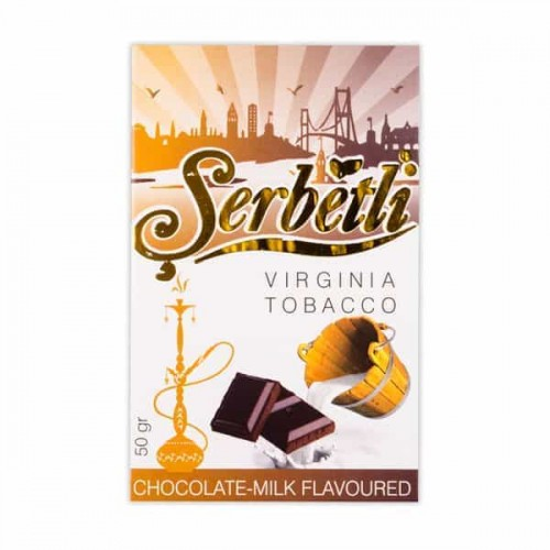 Табак Serbetli Chocolate Milk (Шоколад Молоко) - 50 грамм