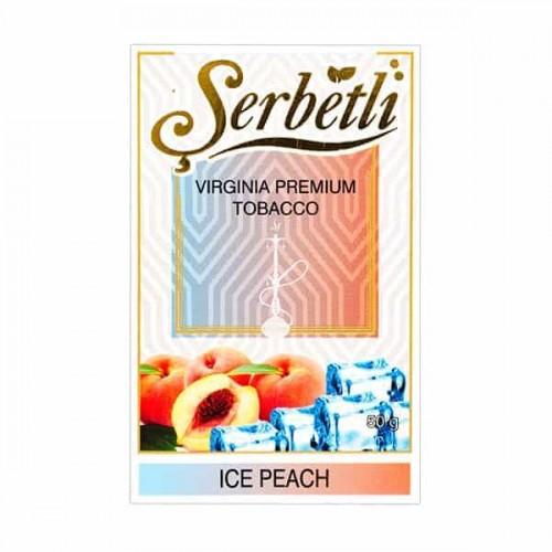 Табак Serbetli IcePeach(Лед Персик) - 50 грамм