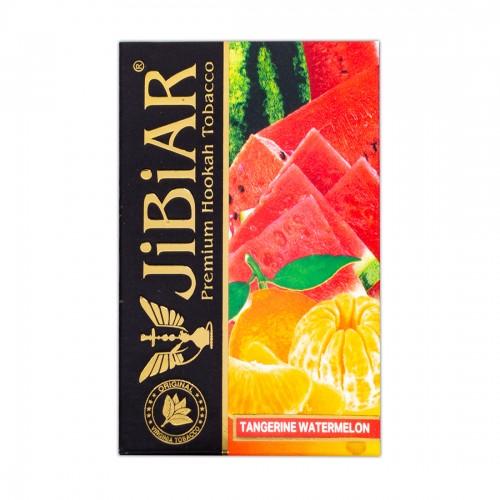 Табак Jibiar Watermelon Tangerine (Арбуз Мандарин) - 50 грамм