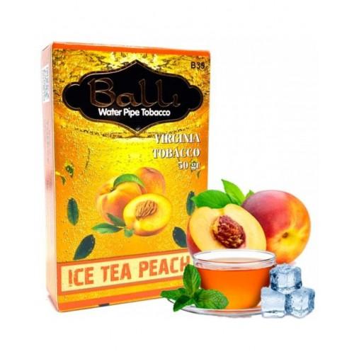 Табак Balli Ice Tea Peach (Персиковый чай Лед) - 50 грамм