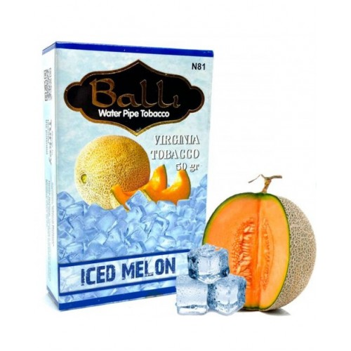 Табак Balli Iced Melon (Лед Дыня) - 50 грамм
