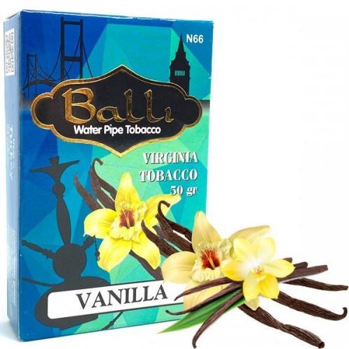Табак Balli Vanilla (Ваниль) - 50 грамм