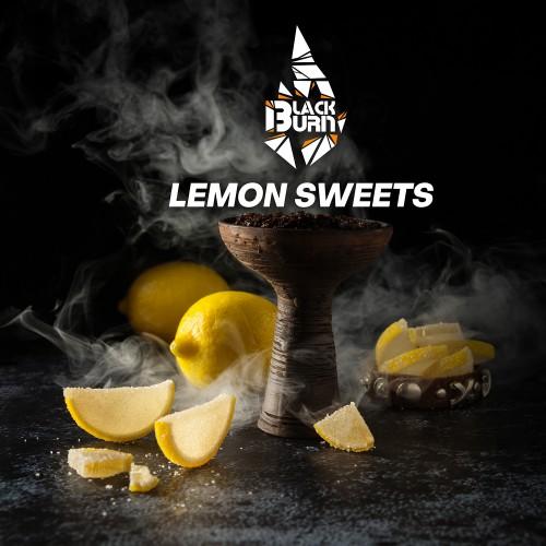 Табак Black Burn Lemon Sweets (Лимонный Мармелад) - 100 грамм