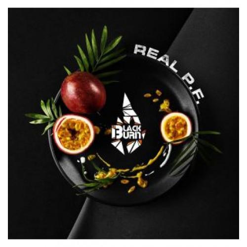 Табак Black Burn Real P.F. (Настоящая Маракуйя) - 100 грамм