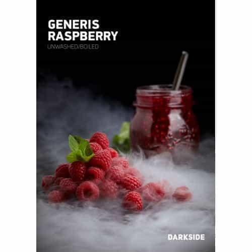 Табак Darkside Medium Generis Raspberry (Малина) - 50 грамм