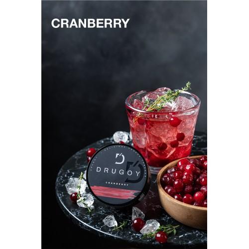 Табак Drugoy Cranberry (Клюква) - 100 грамм