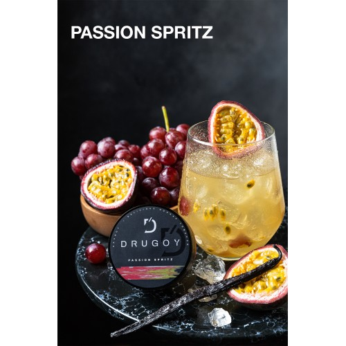 Табак Drugoy Passion Spirit (Страсть Брызги) - 25 грамм