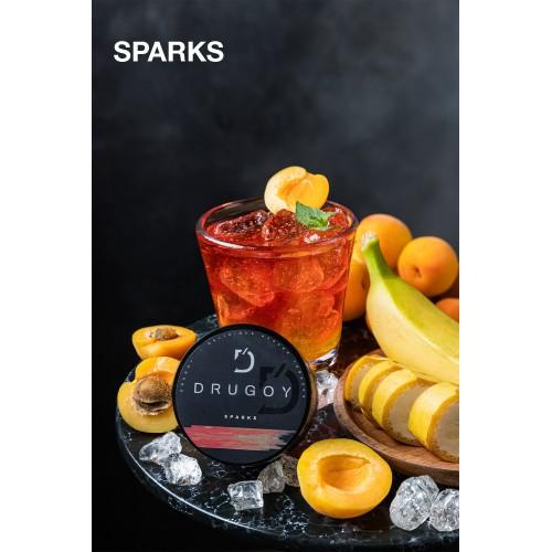 Табак Drugoy Sparks (Искры) - 25 грамм