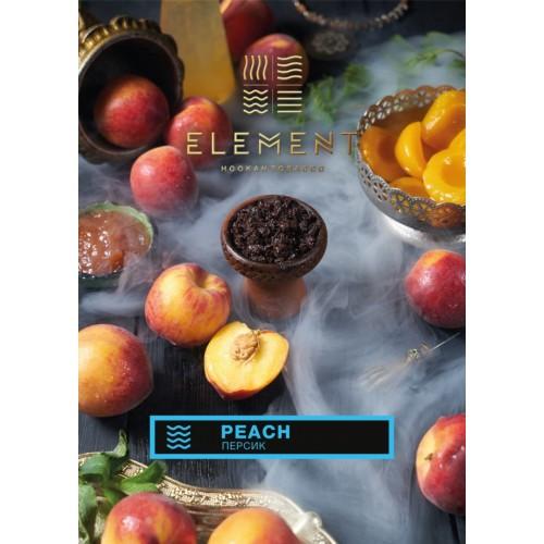 Табак Element Вода Peach (Персик) - 100 грамм