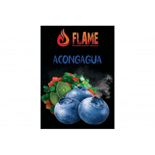 Табак Flame Acongagua(Черника Гуава) - 100 грамм