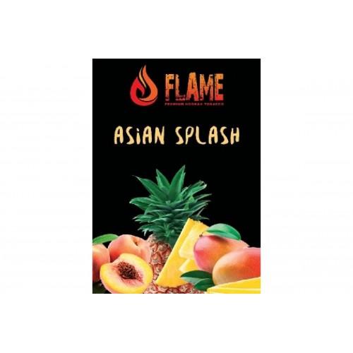 Табак Flame Asian Splash(Азиатский Всплеск) - 100 грамм