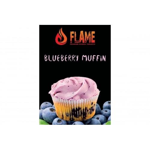 Табак Flame Blueberry Muffin(Черничный Маффин) - 100грамм