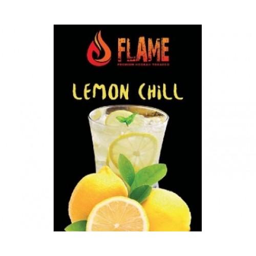 Табак Flame Lemon Chill(Лимонный Холод) - 100 грамм