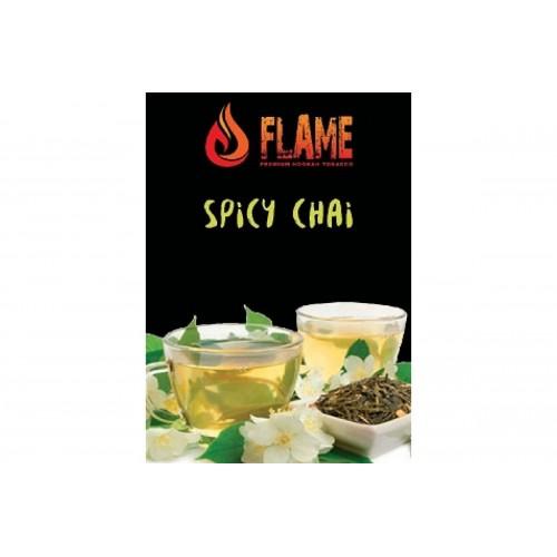 Табак Flame Spicy Chai(Жасминовый Чай) - 100 грамм