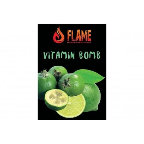 Табак Flame Vitamin Bomb(Витаминная Бомба) - 100 грамм