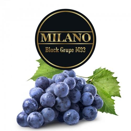 Табак Milano Black Grape (Черный Виноград) - 100 грамм