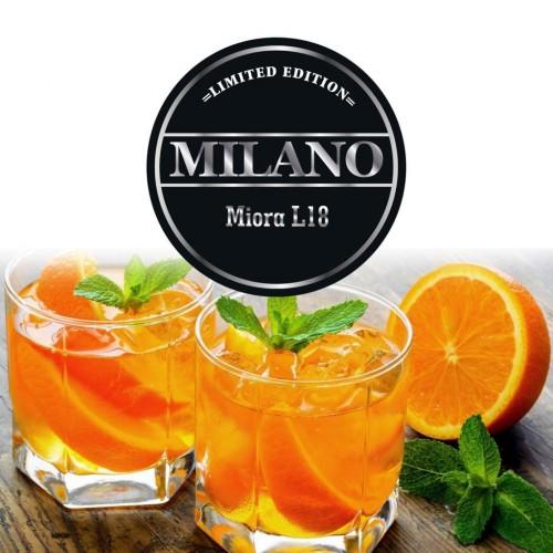Табак Milano LE L18 Miora 100грамм