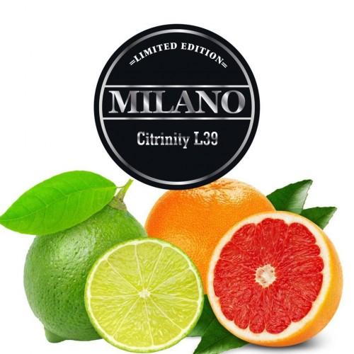 Табак Milano LE L39 Citriniti 100грамм