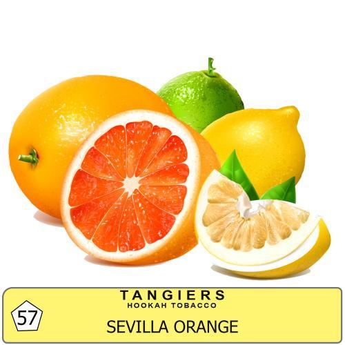Табак Tangiers Noir Sevilla Orange ( Севилья Апельсин ) - 50 грамм