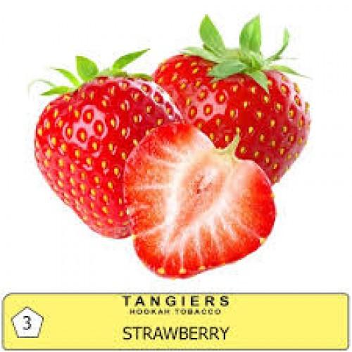 Табак Tangiers Noir Strawberry (Клубника) - 50 грамм (Развес)